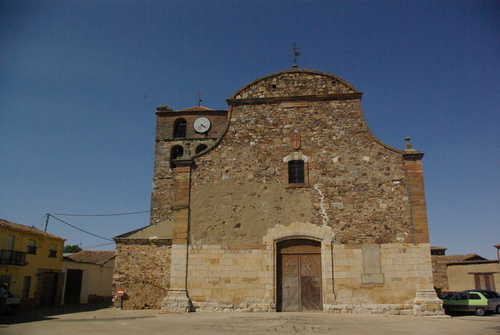 Town Hall San Cebrián de Castro