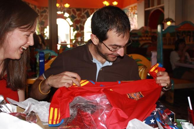 Mario Spain jersey