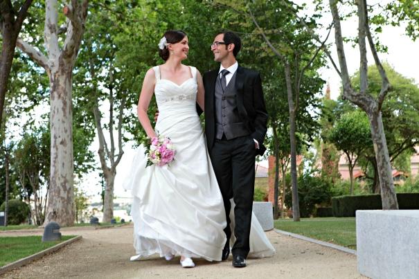 Kaley Mario Wedding Zamora Spain