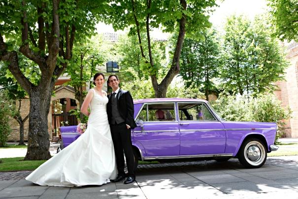 Kaley Mario Wedding Zamora Spain Castillo