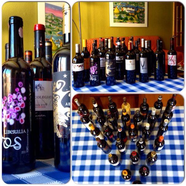 Wine from Toro's Wine Festival