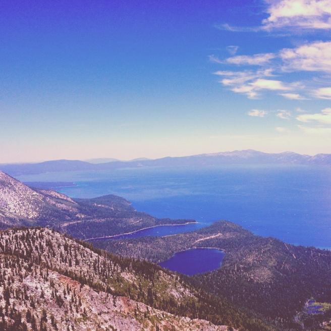Mount Tallac Hike