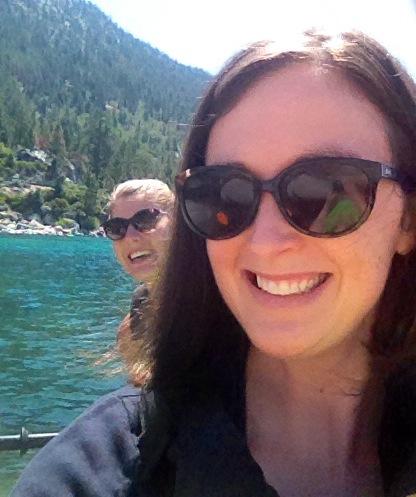 Sand Harbor Beach Lake Tahoe Kayak