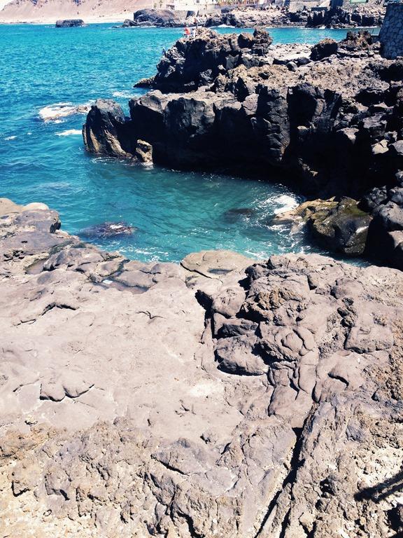 Beach Playa Gran Canaria Spain