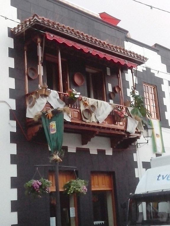 Balcones Canarios Teror Gran Canaria
