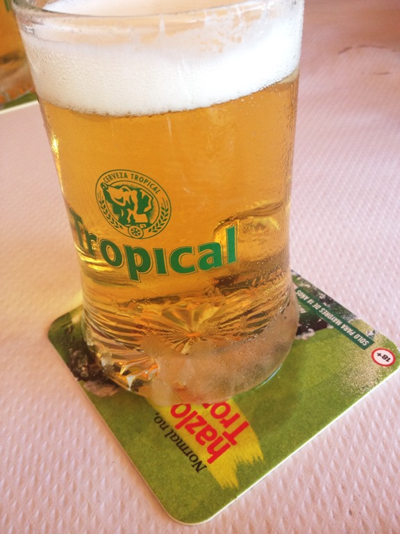 Cerveza Tropical Beer Gran Canaria