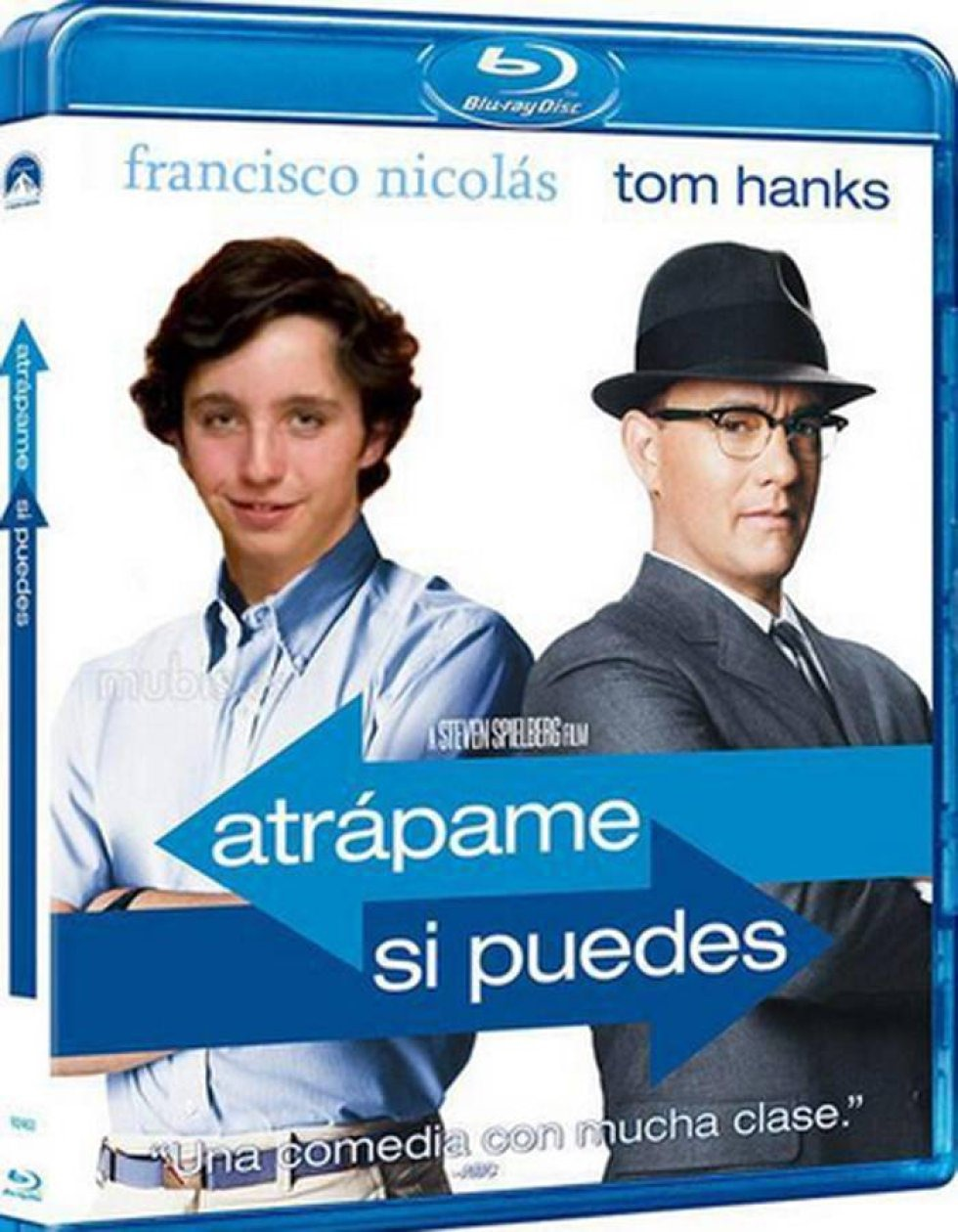 Catch Me If You Can Francisco Nicolas