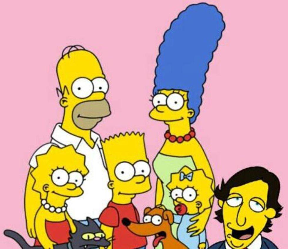 Simpsons Francisco Nicolas