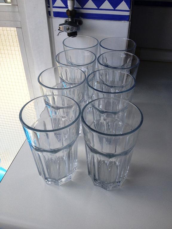 26 IKEA glasses