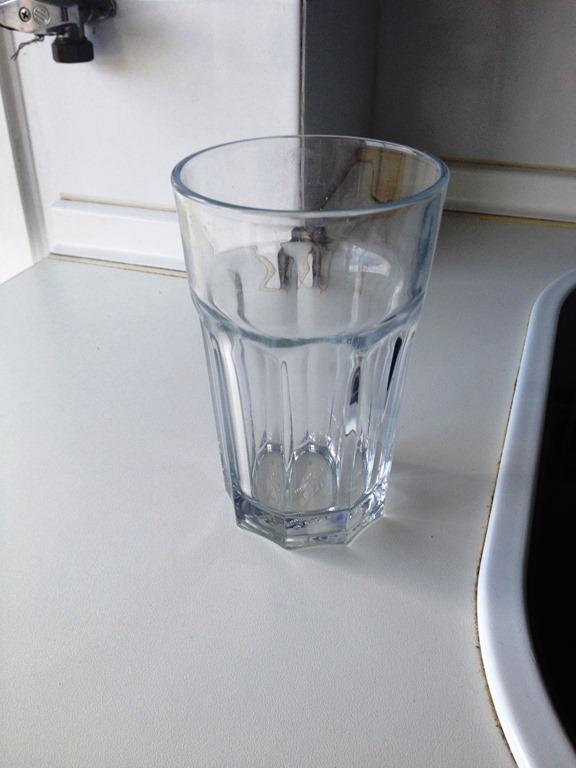 27 IKEA glass