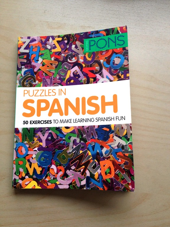 42 Spanish Games Book