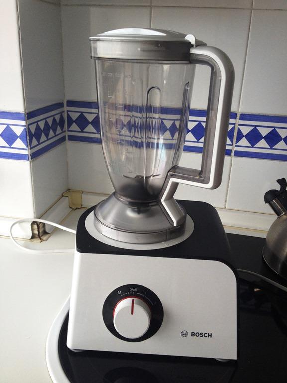 8 Food processor