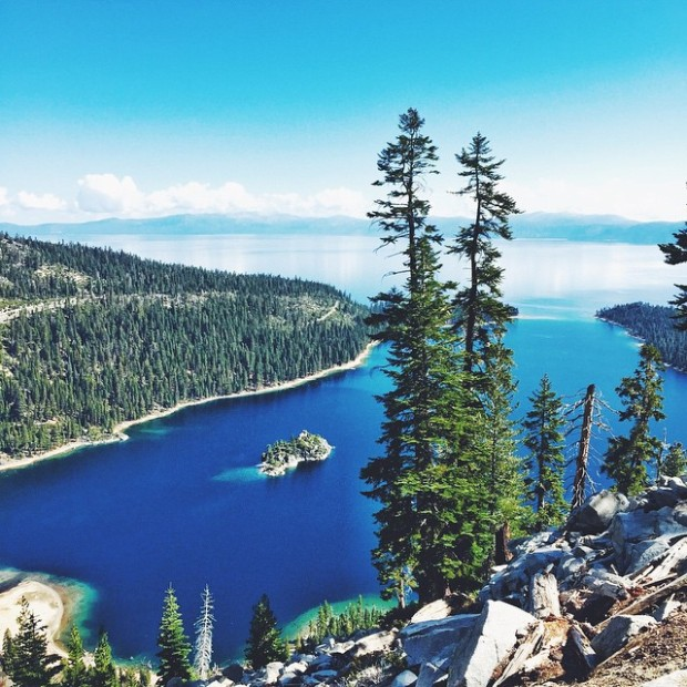 Emerald Bay Vista Point
