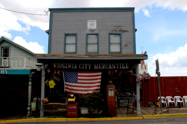 Virginia City Nevada Mercantile