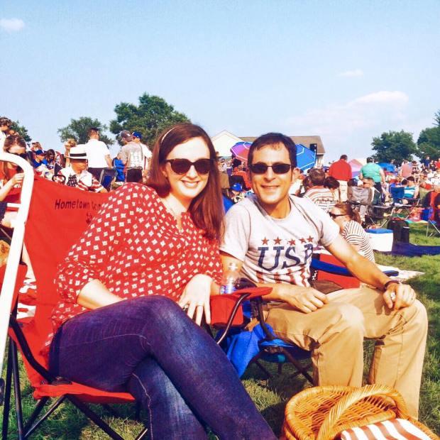 Kaley Mario Conner Prairie Symphony on the Prairie