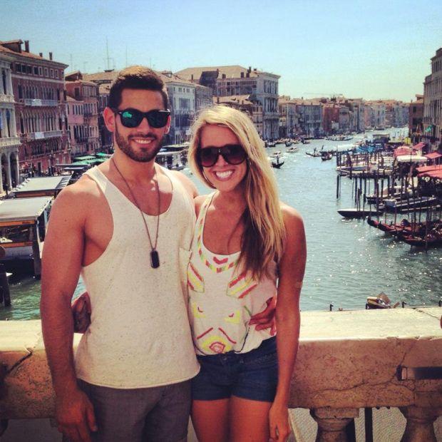 Dating a Spaniard Jamie